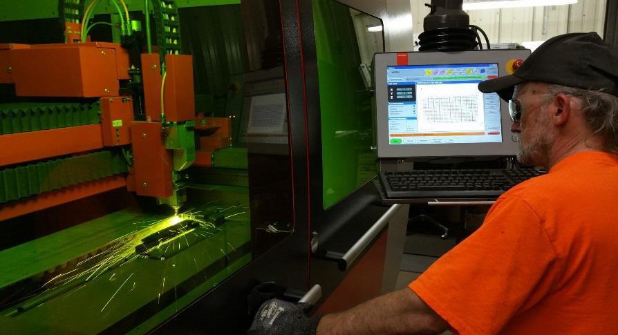 laser cutting, cnc punching, turret press, cnc plasma